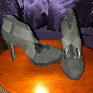 Jessica Simpson -Suede Shoes